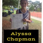 AlyssaChapmanCentreRecord