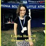Emilia Russell Bronze2
